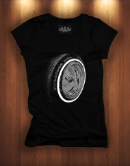 Wheel Ladies Black